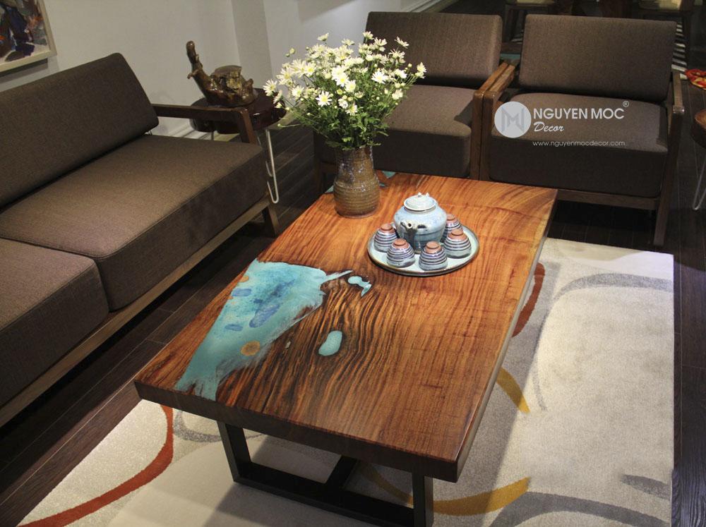 Abstract Coffee Table Nguyen Moc Decor