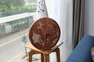 Art decorative clocks by Nguyen Moc