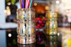 Decorative Bamboo Vase
