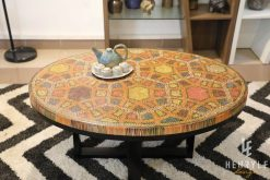 Endless Bound Colored Coffee Table