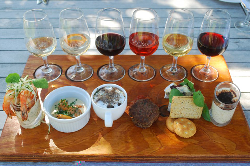 Food and Wine Pairings of the Gourmet Experience