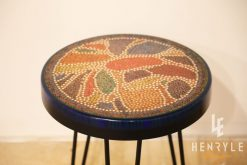 Lotus Pond Colored-Pencil Coffee Table VI 2