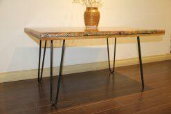 Metal Hairpin Coffee Table Leg 4 Cm 2 Rods