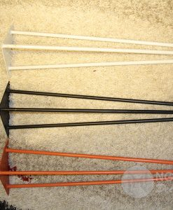 Metal Hairpin Coffee Table Leg 70 Cm 3 Rods