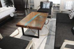 Serene Stream Coffee Table