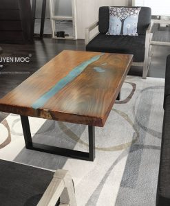 Serene Stream Coffee Table