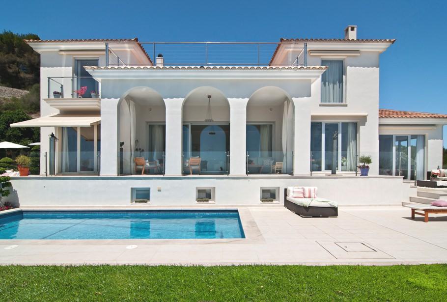 Spanish Villa Style