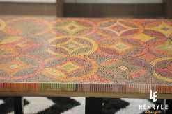 Starry Night Colored-Pencil Coffee Table 3