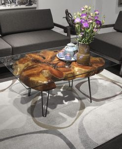 The Miracle Nature Coffee Table