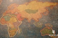The World Colored-Pencil Table 1