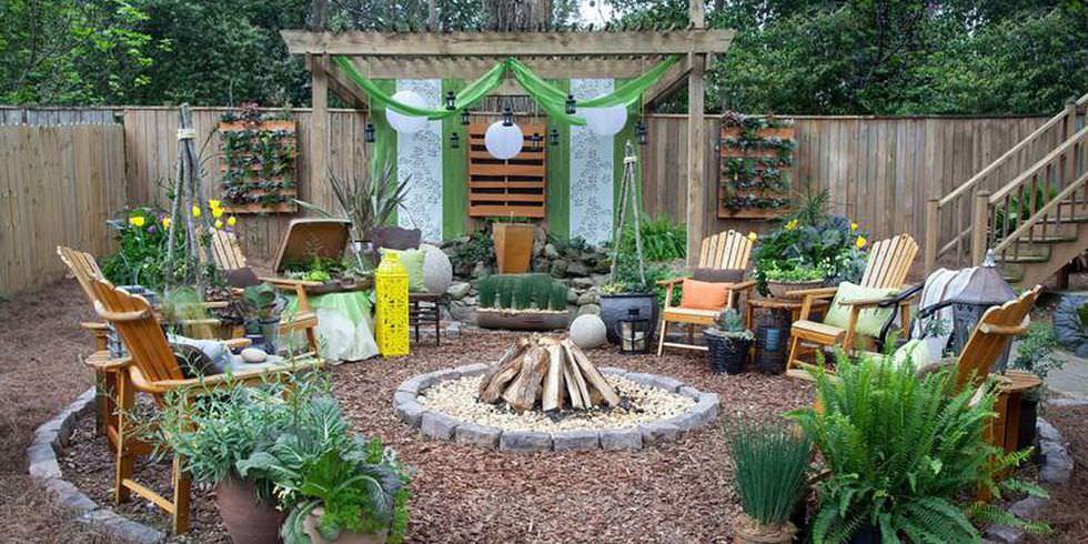 Tranquil Garden Nook