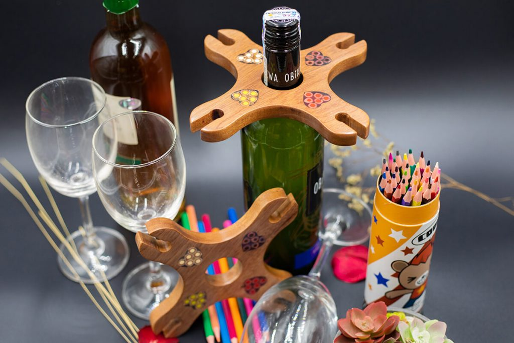 Art Wine Glass Holders