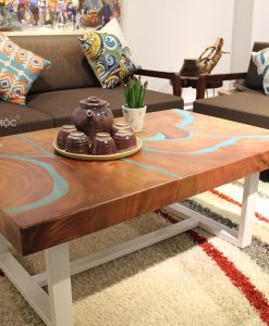 Wild Flows Coffee Table