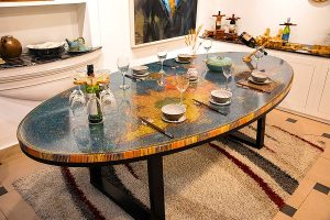 home furniture is an artwork