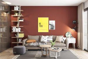 wood decor DIY rustic